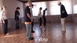 vstep tutorial, vstep base novgorod master class, обучение танцу