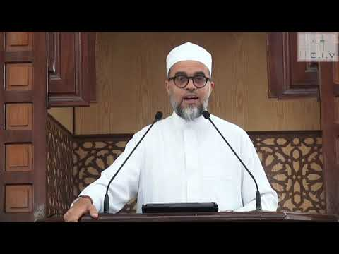 """L&39;acte terroriste qu&39;a subi l&39;Imam Rachid ELJAY"" Cheikh MIKTAR CIV 28 06 19"