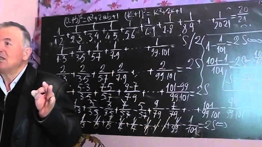 Lectia 226 - De ce exista elevi stresati la orele de matematica ? Remediu oferit de Proful Online