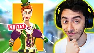 THIS SKIN WILL CEASE TO BE RARE! -Fortnite, the