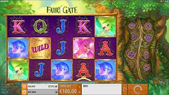 Fairy Gate Slot -BIG WIN & Game Play - by Quickspin