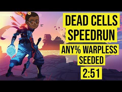 Dead Cells Speedrun - Any% Warpless Seeded - 2:51 |