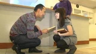 Love Story двух влюбленных студентов Аян Жанна