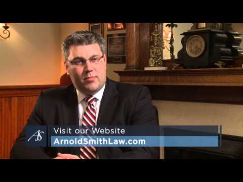 "Matthew R. Arnold of Arnold & Smith, PLLC answers the question ""What should I do if I have been injured by another party but I can't afford a lawyer?"""