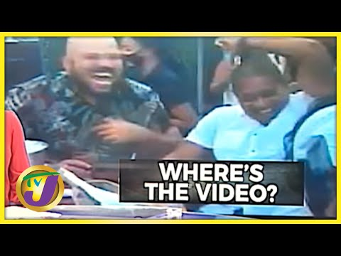 Where is the Footage? Floyd Green Saga Continues   TVJ News - Oct 5 2021
