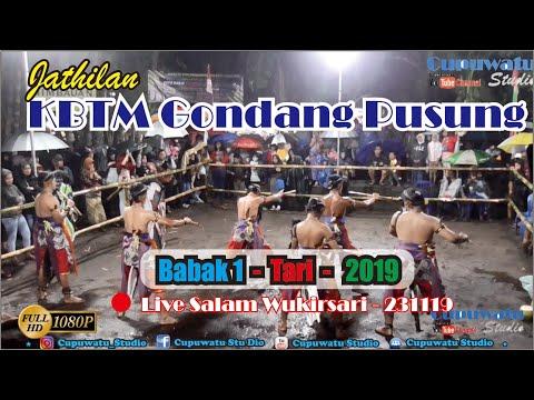 Video Jathilan KBTM GONDANG PUSUNG Terbaru Babak 1 Live Salam Wukirsari 231119