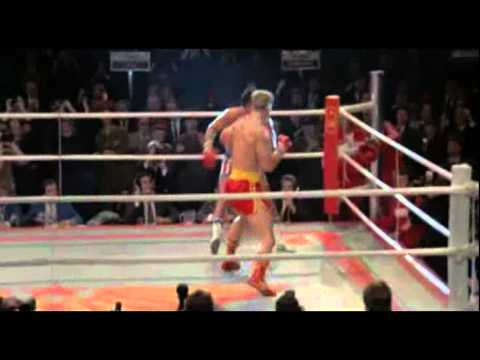Rocky IV tribute Hearts on fire