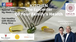Kitchen. The Epicenter of Your Family's Health.