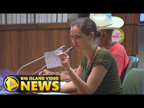 Hawaii Residents Speak Out Against Fuel Tax Increase (May 31, 2017)