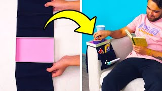 30 UNBELIEVABLE HACKS FOR COMFORT OF YOUR HOME