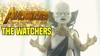 What Would Make Infinity War Awesome?: The Watchers