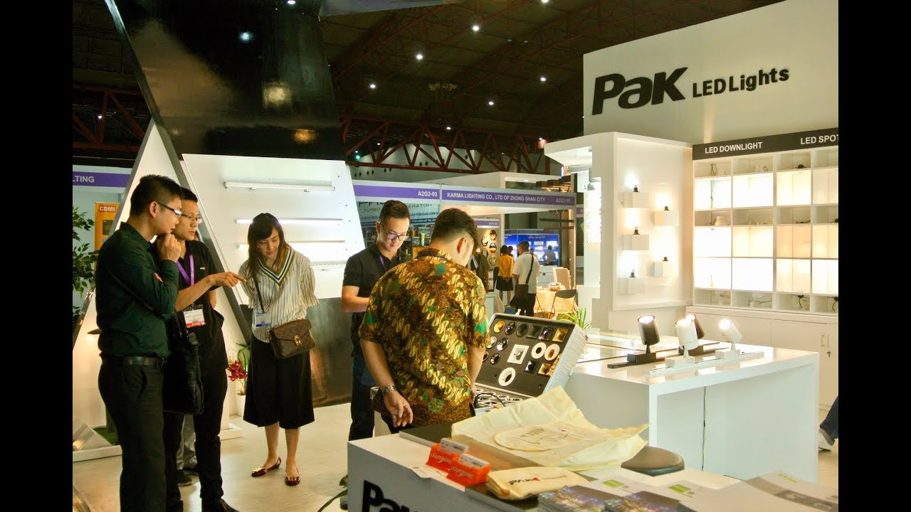 Inalight Exhibition Indonesia