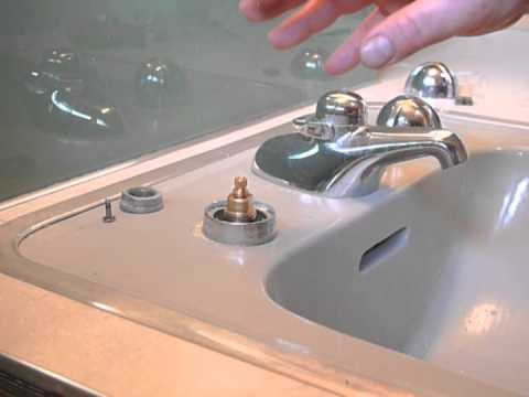 Crane Dial-Ese Quarter-Turn Valve Replacement - YouTube