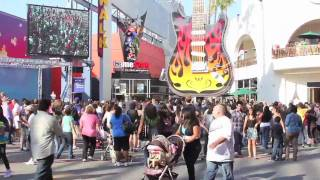 official in the heights flash mob for lin manuel miranda city walk los angeles