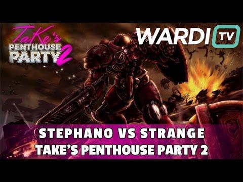 Stephano vs Strange - ZvP - Take's Penthouse Party Day 1