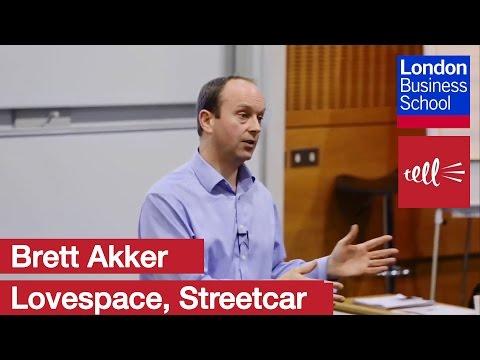 Brett Akker: A serial entrepreneur | London Business School