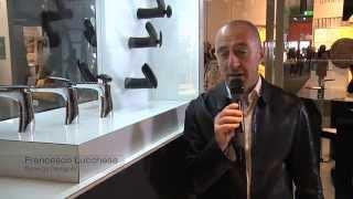 Francesco Lucchese parla delle collezioni di rubinetteria Synergy al