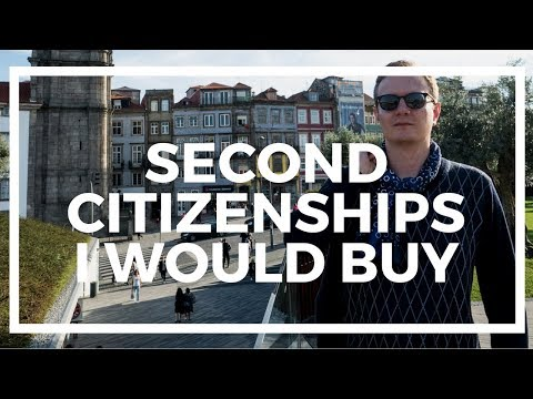 Second Citizenships I Would Buy If I Won the Lottery