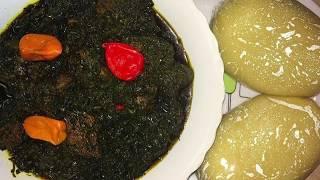 ERU RECIPE!! |Cameroonian food|