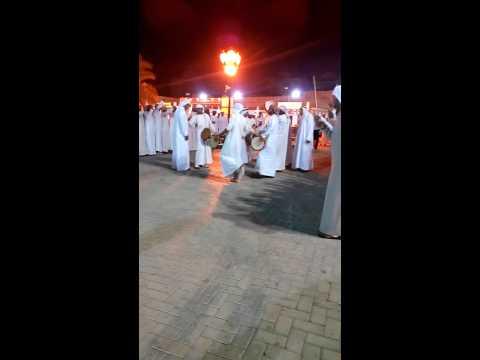 UAE local Arabic dance