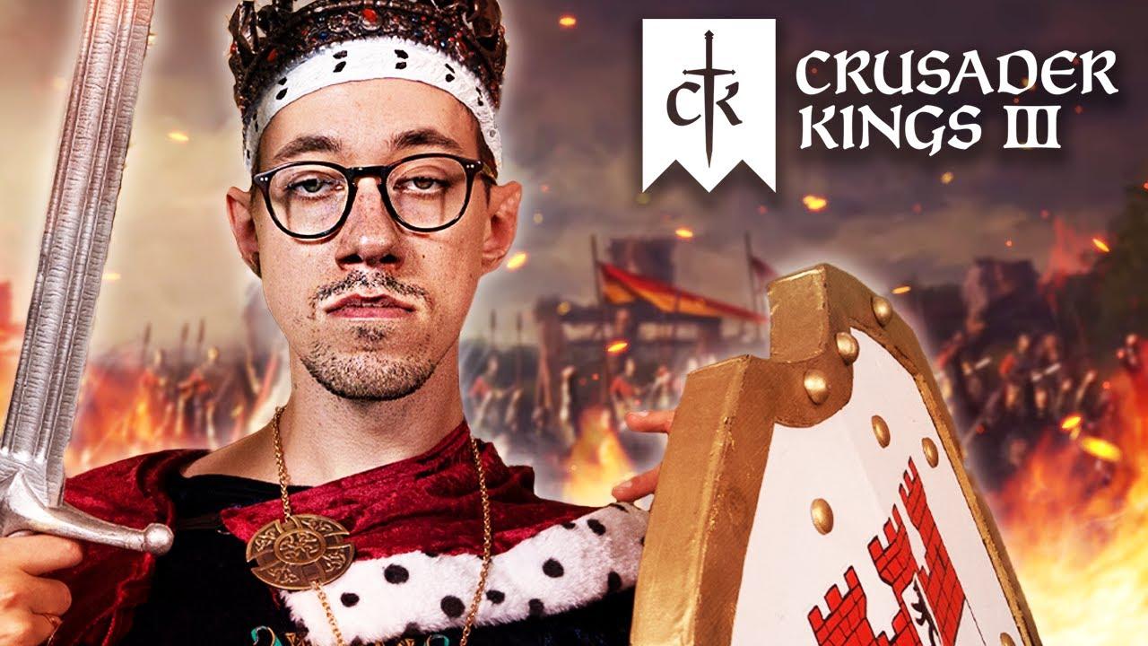 Crusader Kings 3 Lets Play | #01 - Die Gründung einer Dynastie [deutsch]