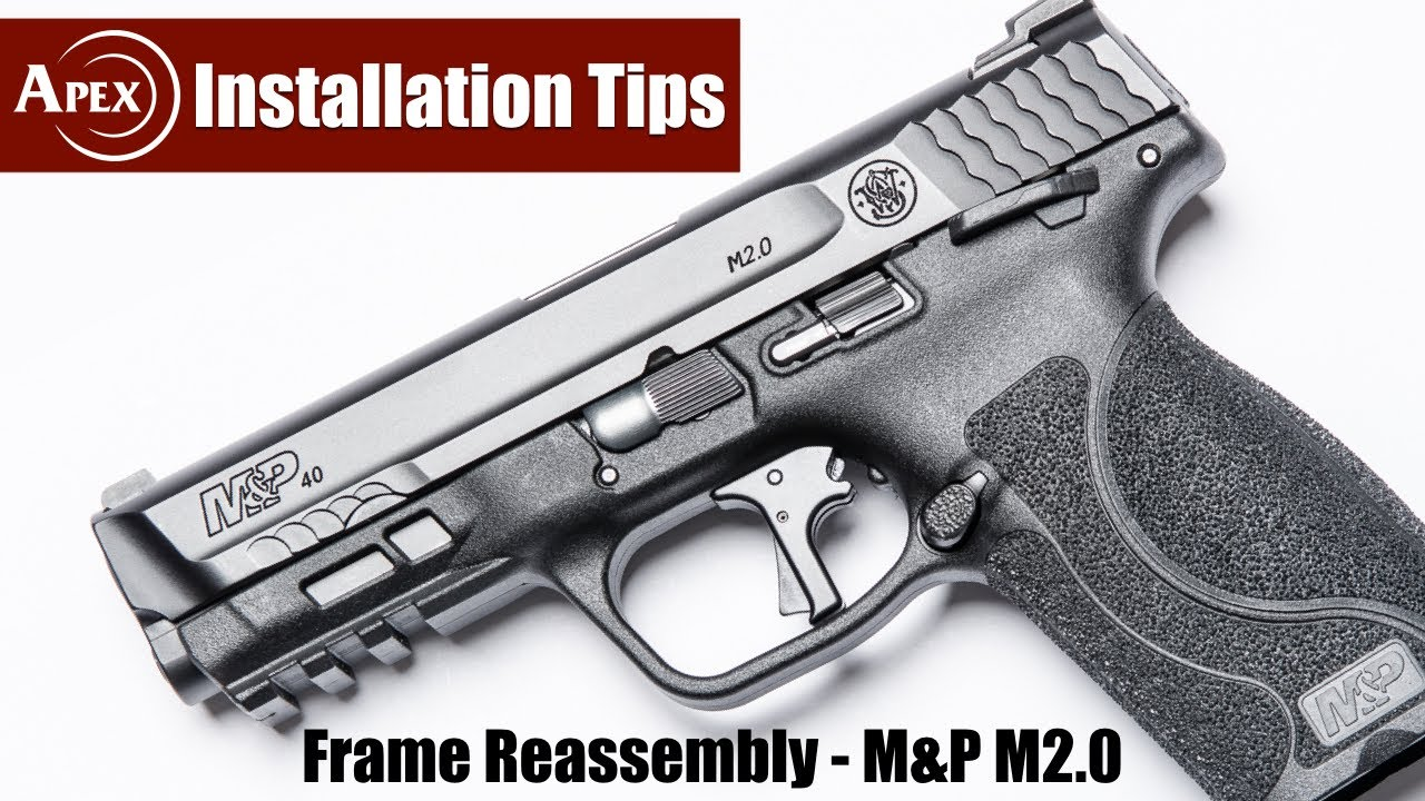 hight resolution of how to reassemble the m p m2 0 frame