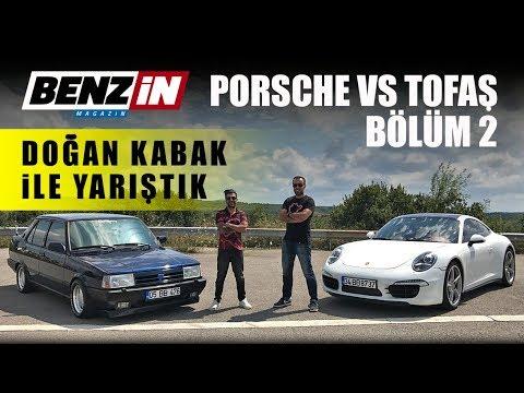 İddia // Tofaş Doğan Vs Porsche 911 Carrera 4S // Doğan Kabak Ile Yarıştık