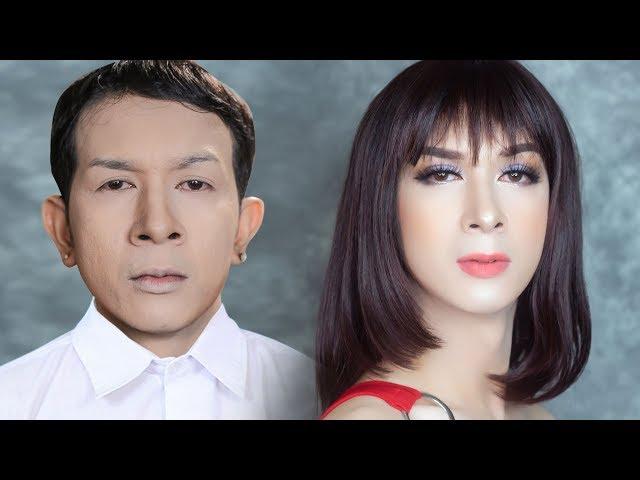 [Hùng Việt Makeup] Chàng Trai Thích Mặc Đầm Hoá HotGirl Sau Khi Trang Điểm/ Hùng Việt Makeup