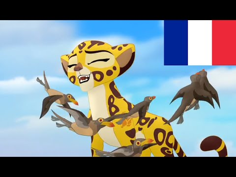The Lion Guard - My Own Way | French HD - Je prends mon chemin