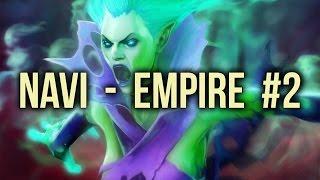 NaVi vs Empire Highlights Shanghai Major EU Qualifiers Dota 2 Game 2