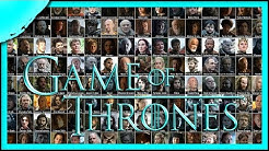 The Origin of Every Character in Game of Thrones