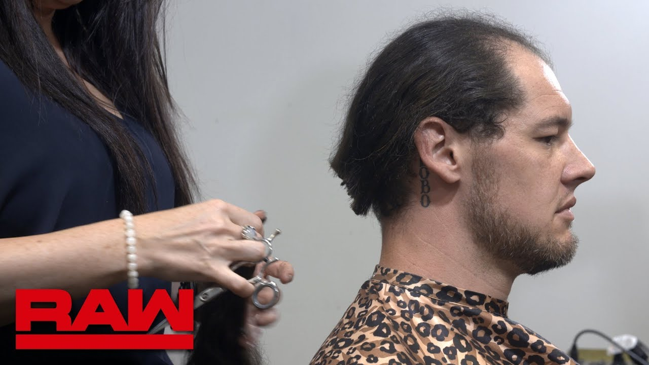 Download Baron Corbin cuts his hair: Raw Exclusive, June 11, 2018