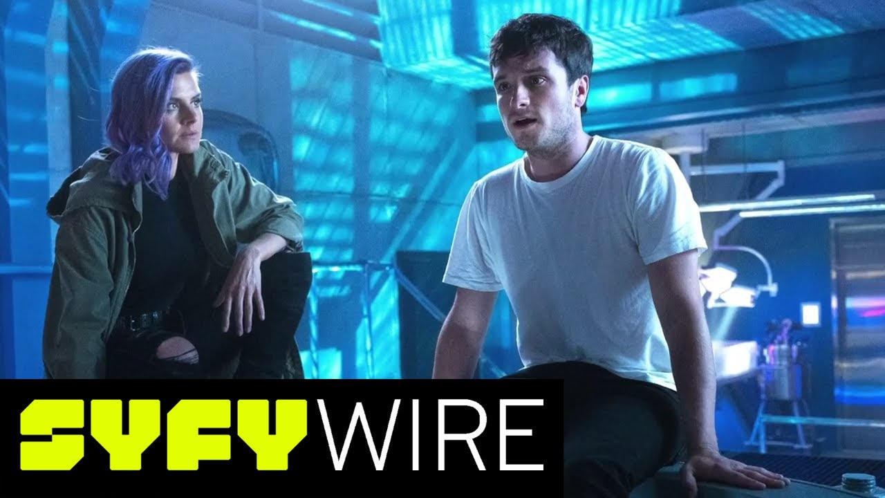 Seth Rogen and Future Man Cast on Hulu Series and Time Travel | San ...