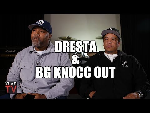 Dresta on Getting Hit in the Head with a Golf Club by Nate Dogg During Brawl (Part7)