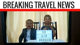 Breaking Travel News!