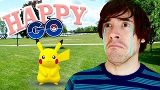 A JUGAR POKEMON GO!!!!! ... en happy wheels :'(