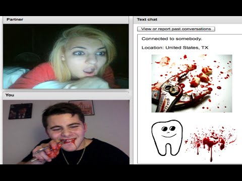 Chatroulette dirty version