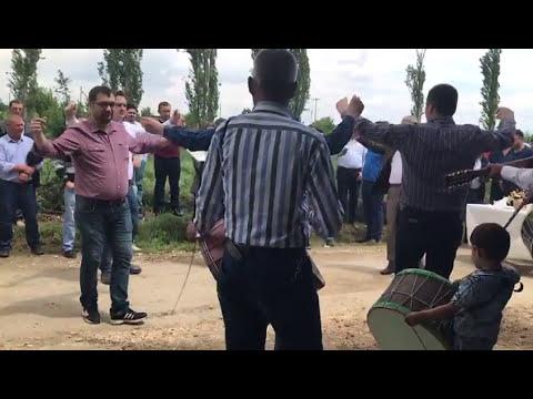 Yenişehir Koyunhisar Köyü çiftetelli damat traşı