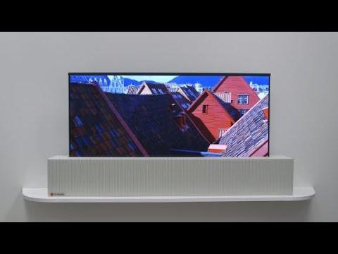 Future TV Screens Won't Look Like TVs