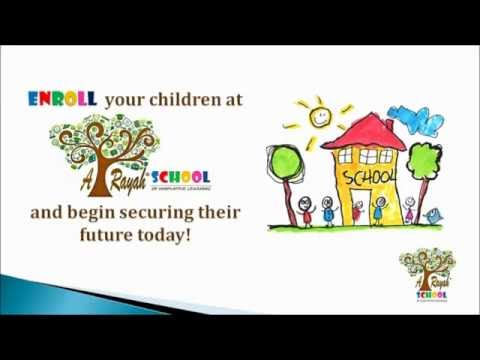 Al-Rayah School of Innovative Learning: Mission & Vision (Kid's version)
