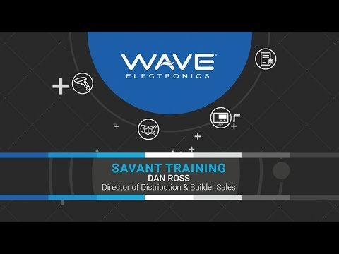 WAVE Electronics Training: Savant