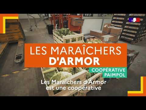 Les maraichers d'armor, un exemple d'économie sociale et solidaire en Trégor Goëlo.