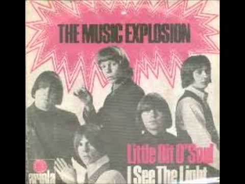 the music explosion -  i see the light