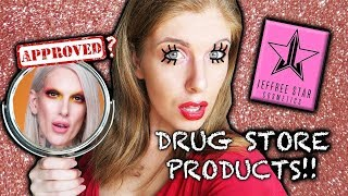 JEFFREE STAR COSMETICS MAKEUP CHALLENGE
