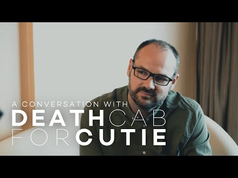 A Conversation with Death Cab For Cutie — on touring in Asia, making new music and more