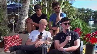 Klangstof Interview - VR180 - Coachella 2017 thumbnail