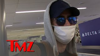 Demi Lovato's Ex Max Ehrich Wants People To Stop Bullying Him Over Split | TMZ