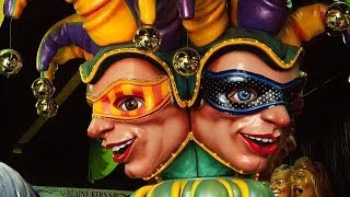 Mardi Gras World, New Orleans, LA - Travel Thru History Show