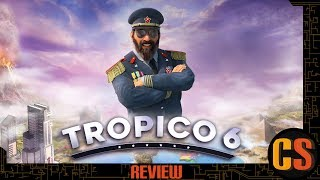 TROPICO 6 - PS4 REVIEW (Video Game Video Review)