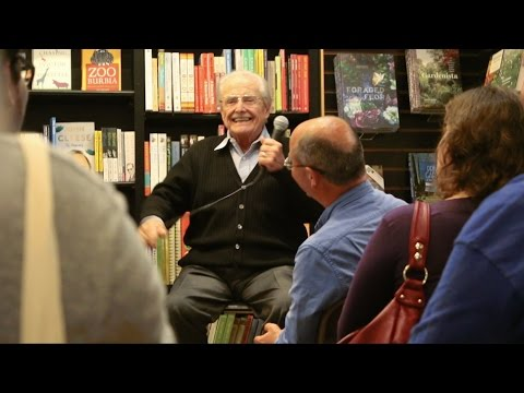 William Daniels Book Signing - Book Soup, Los Angeles, March 28 2017